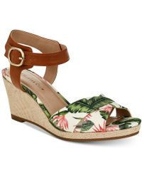 Charter Club - Sonome Wedge Sandals, Created For Macy's - Lyst