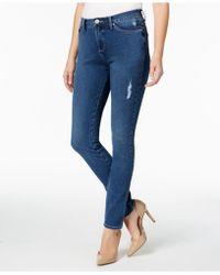 Lee Platinum - Petite 360 Stretch Skinny Jeans - Lyst