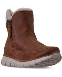 Skechers - Synergy Collab Boots From Finish Line - Lyst