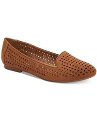 Style & Co. - Alyson Slip-on Loafer Flats, Created For Macy's - Lyst