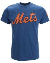47 Brand - Men's New York Mets Fieldhouse T-shirt - Lyst