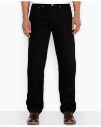 Levi's ® 550 Relaxed-fit Jeans - Black