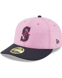KTZ - Seattle Mariners Mothers Day Low Profile 59fifty Fitted Cap - Lyst