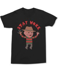 Changes - Freddy Stay Woke T-shirt - Lyst