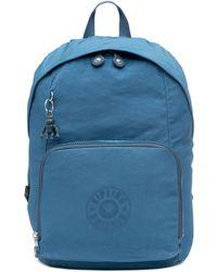 Kipling Ridge Nylon Backpack - Blue