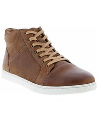 English Laundry Fashion Athletic Lace Up Shoe - Brown