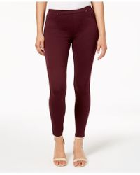 Style & Co. - Twill Pull-on Leggings, Created For Macy's - Lyst