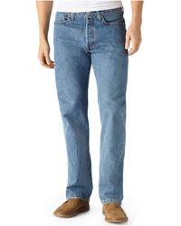 Levi's Men's 513 Slim Straight-fit Jeans - Blue