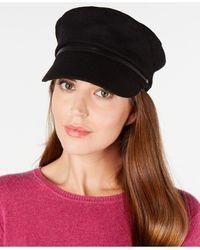 Nine West Wool Cap - Black