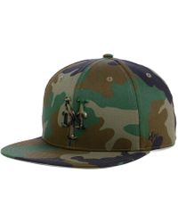 7d0577ac030 Lyst - American Needle New York Mets Am Luther Cap in Blue for Men