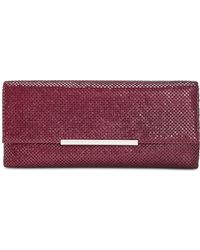 INC International Concepts - I.n.c. Hether Small Matte Flat Mesh Clutch, Created For Macy's - Lyst
