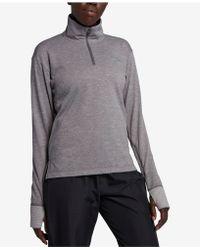 Nike - Therma Sphere Element Quarter-zip Running Top - Lyst