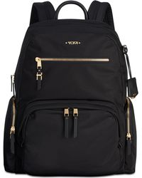 Tumi - Voyageur Carson Backpack (black/silver) Backpack Bags - Lyst