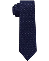 DKNY - Kelly Neat Slim Silk Tie - Lyst