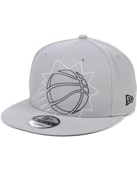 check out bf0d6 25c81 KTZ Phoenix Suns Destroyer 9fifty Snapback Cap in Purple for Men - Lyst
