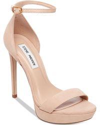 Steve Madden - Starlet Two-piece Platform Dress Sandals - Lyst