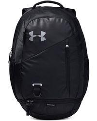 Under Armour Hustle Storm Backpack - Black