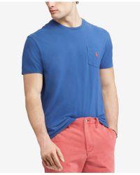 Polo Ralph Lauren - Classic Fit T-shirt - Lyst