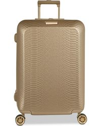"Vince Camuto - Harrlee 19"" Expandable Hardside Carry-on Spinner Suitcase - Lyst"