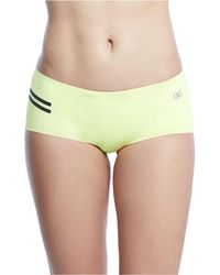 2xist 2(x)ist Athletic Bonded Micro Hipster Underwear - Green