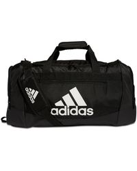 adidas Defender Iv Medium Duffel Bag - Black