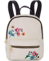 Betsey Johnson - Embroidery Backpack - Lyst