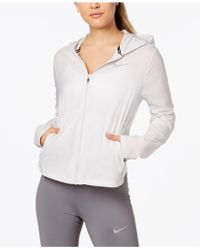Nike - Shield Water-repellent Convertible Running Jacket - Lyst