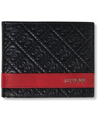 Guess Wallet, Mesa Id Billfold - Black