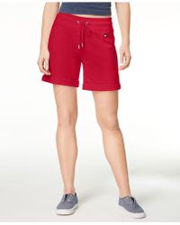 Tommy Hilfiger - Sport Drawstring Shorts, Created For Macy's - Lyst