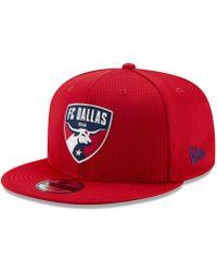 a30687e27 KTZ Dallas Cowboys Wowie Snapback Cap in Gray for Men - Lyst