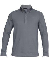 Under Armour - Storm Jumper Fleece Golf Shirt - Lyst