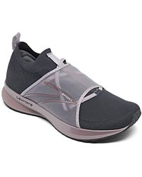 Brooks Levitate 4 Le Running Sneakers From Finish Line - Black