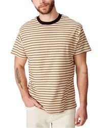 Cotton On Dylan Tee - Natural