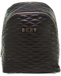 "DKNY - Allure 14"" Quilted Backpack, Created For Macy's - Lyst"