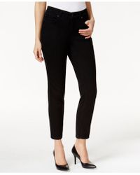 Charter Club - Jeans, Modern Straight-leg Ankle, Saturated Wash - Lyst