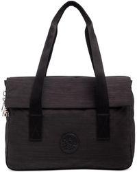 Kipling Perlani Laptop Handbag - Black