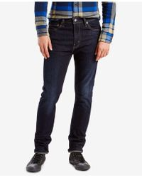 0336 Midnight Levi/'s Homme 510 Coupe Skinny Jeans