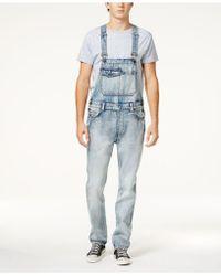 American Rag | Men's Porter Cotton Overalls | Lyst