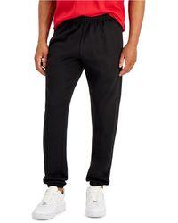 Russell Athletic Fleece Drawstring Pants - Black