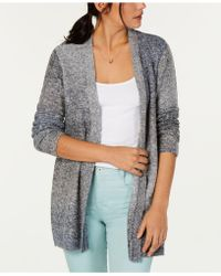 Style & Co. - Ombré Open-front Cardigan, Created For Macy's - Lyst
