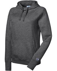 870f5a2e07872 Champion - Plus Powerblend® Fleece Pullover Hoodie - Lyst