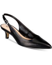 Bella Vita - Scarlett Slingback Court Shoes - Lyst