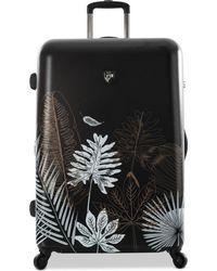 "Heys Oasis 30"" Hardside Spinner Suitcase - Black"