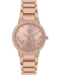 INC International Concepts | Rose Gold-tone Bracelet Watch 34mm, Created For Macy's | Lyst