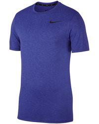 Nike - Breathe Hyper Dry Training Top - Lyst