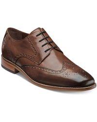 Florsheim Men's Marino Wingtip Oxfords - Brown