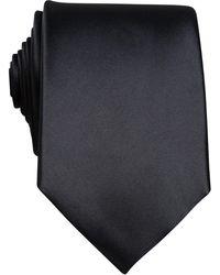 Perry Ellis - Sateen Solid Tie - Lyst
