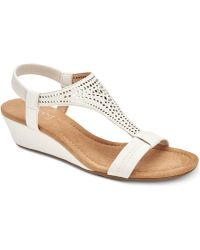 Alfani - Vacanza Wedge Sandals - Lyst