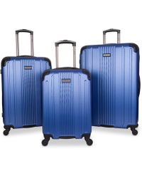 Kenneth Cole Reaction - South Street 3-pc. Hardside Spinner Luggage Set - Lyst
