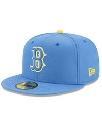 KTZ Boston Red Sox 2021 City Connect 59fifty Cap - Blue